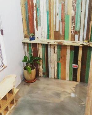 創意地坪-居家手作自然紋理