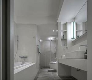 創意壁材-高質感的手作紋理-居家衛浴空間