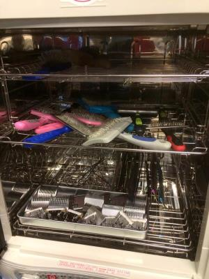 紫外線殺菌烘乾機