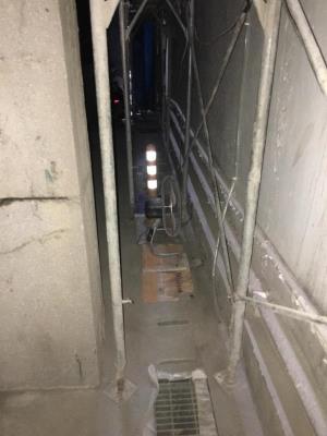 台北外牆牆面見底