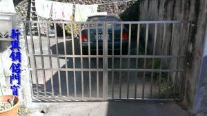 不鏽鋼大門