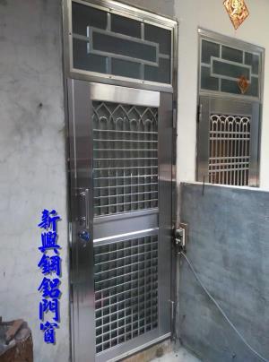 不鏽鋼防盜門