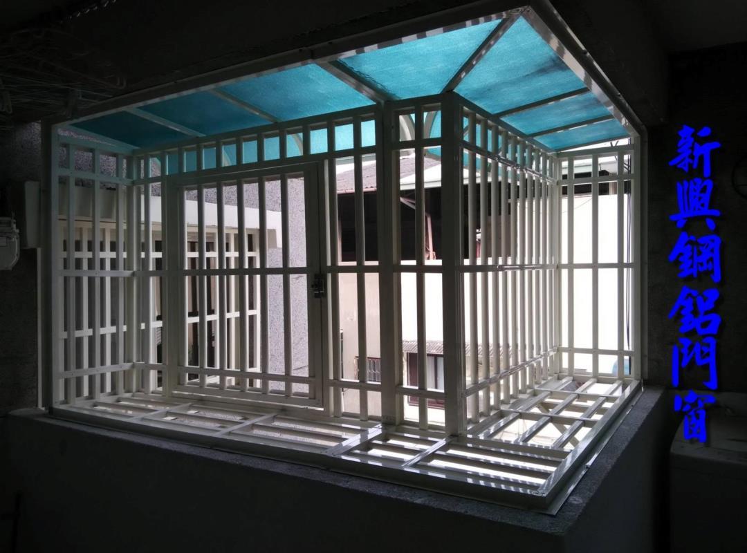 防盜窗安裝