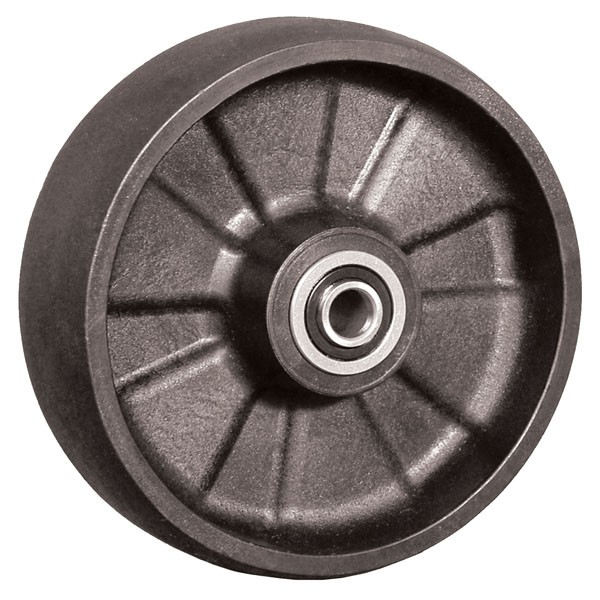 Glass-Field Nylon Wheels