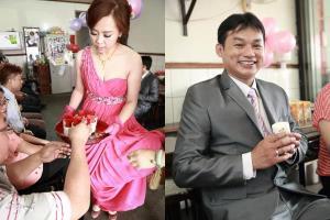 【彰化婚禮攝影】英全 & 明慧 文定記錄