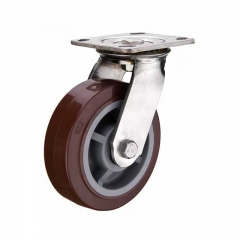 Medium-Heavy Duty Stainless Steel Casters