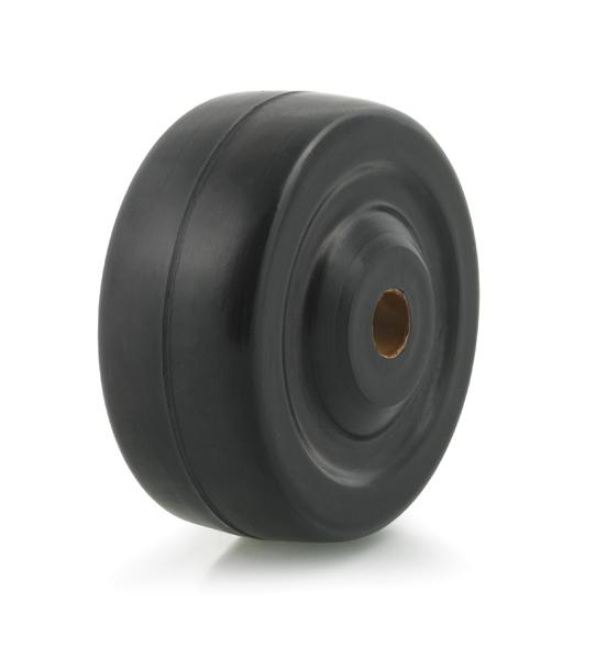 SOFT/HARD Rubber Wheels