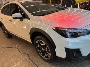 汽車鍍膜烘烤