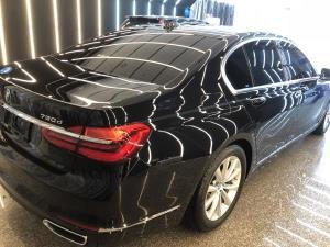 BMW洗車鍍膜