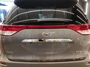 Toyota汽車美容