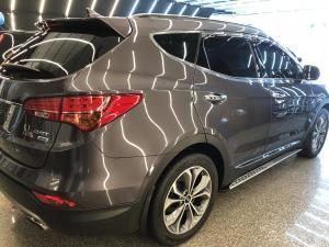 現代汽車鍍膜