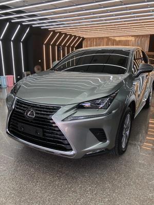 Lexus汽車鍍膜