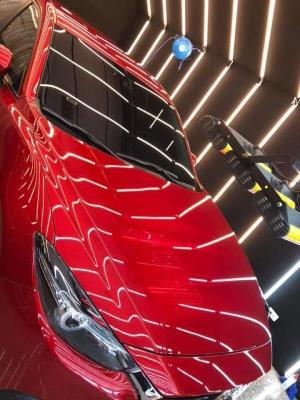 汽車鍍膜硬化