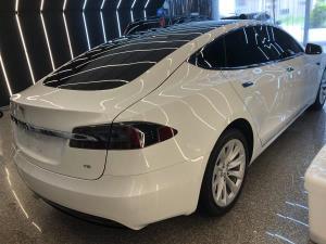 Tesla汽車鍍膜