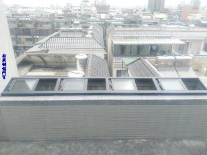 天井氣密窗