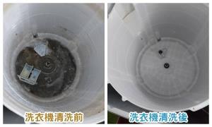 台南洗衣機清洗