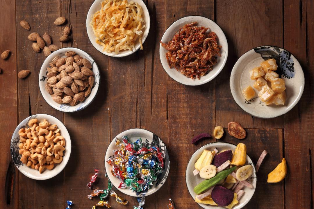 禮盒-休閒食品
