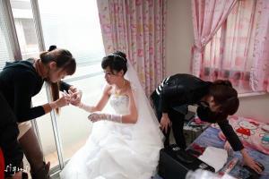 新娘定裝梳化