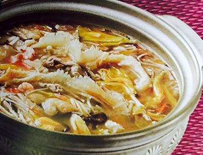 魚翅海鮮羹