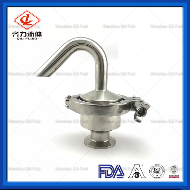 Sanitary Air Relief Valve