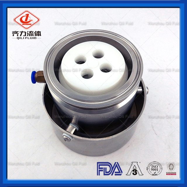 Pressure Relief Safety Tank Vent Valve