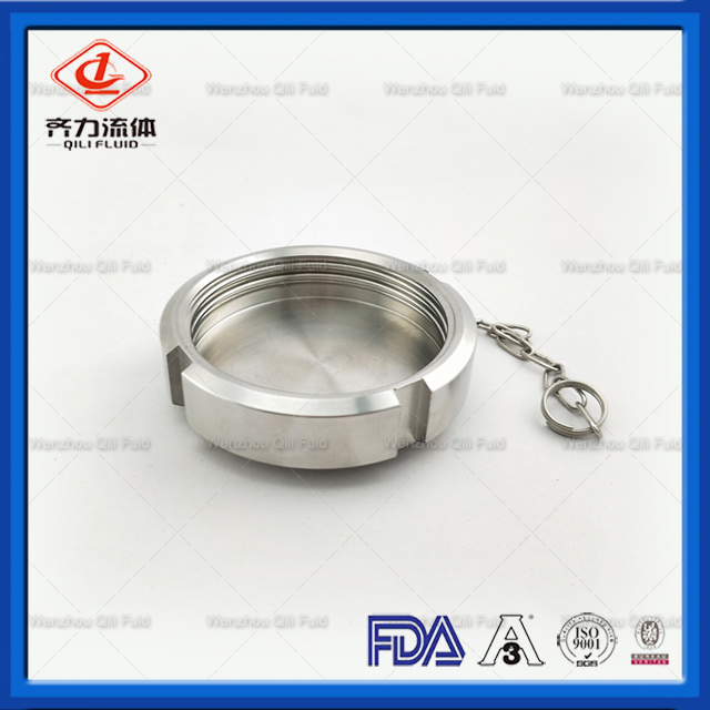 DIN 11851 Blind Nut With Chain