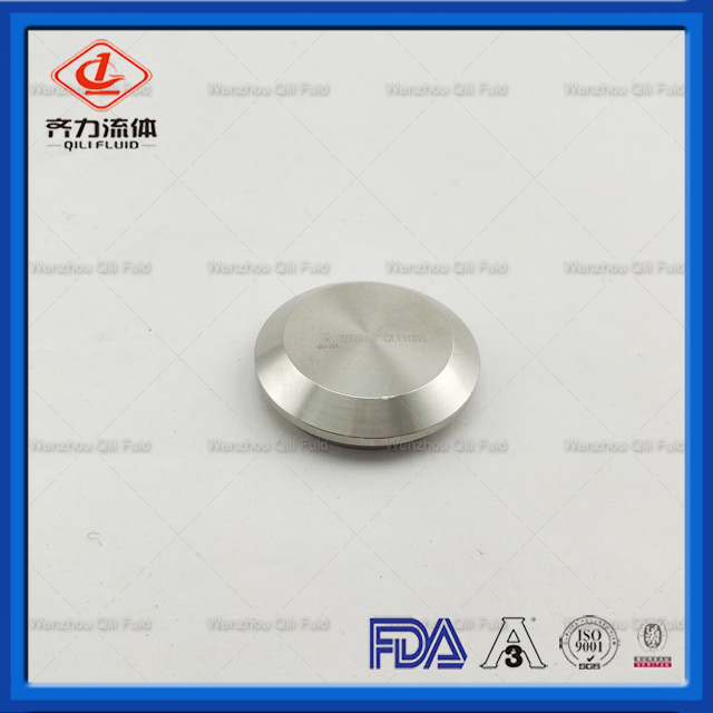 16AI-14I Male I-Line Solid End Cap