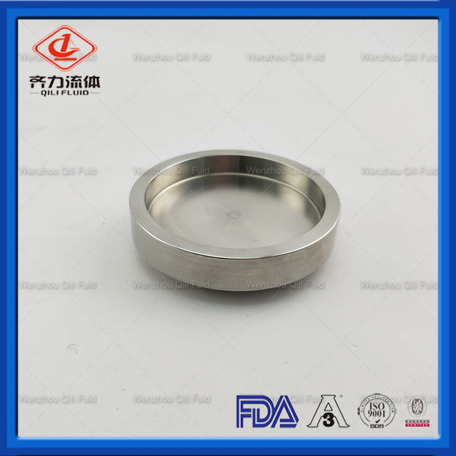 16AI-15I Female I-Line Solid End Cap