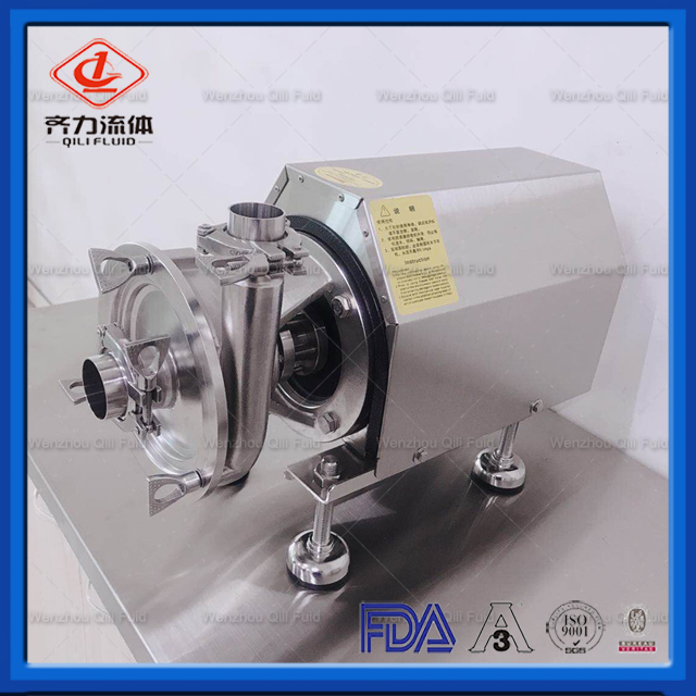 GKS Sanitary Efficient Centrifugal Pump