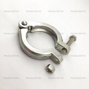 13IU Single Pin Heavy Duty Bolted Clamp