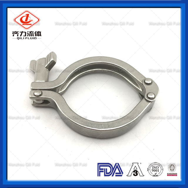13MHH Double Pin Heavy Duty Clamp