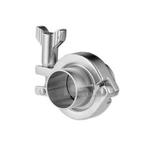 13IS Sanitary Stainless Steel I-Line Clamp
