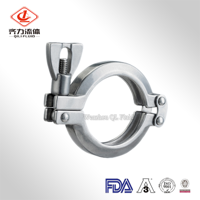 13SF Heavy Duty Double Pin Clamp