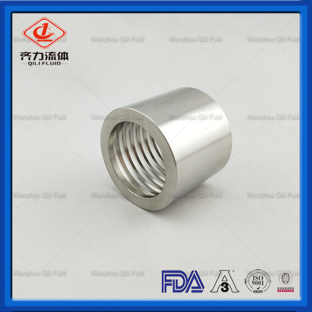 Sanitary Interlock Crimp Collars / Ferrules