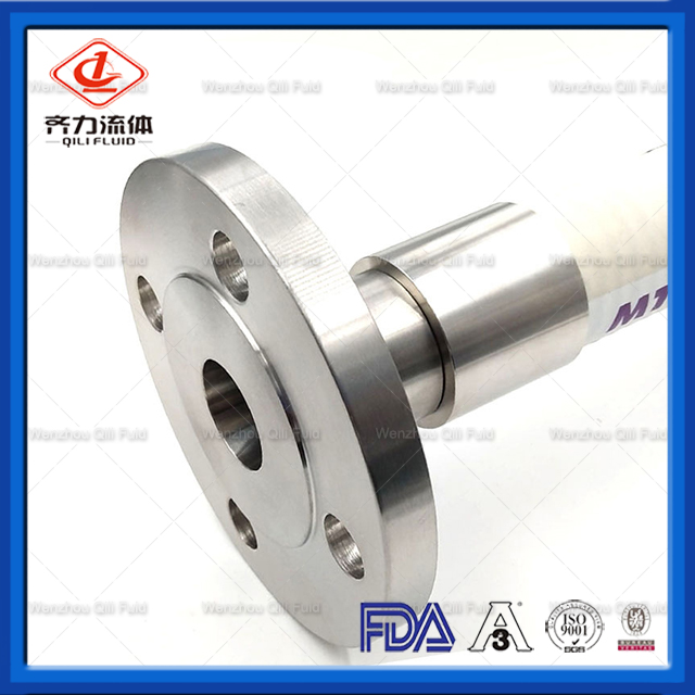 Flange Type Hose Barb Adapter
