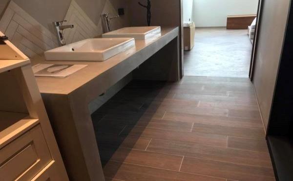 浴室洗手檯面