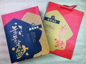 日本北海道干貝+鮑魚魚翅禮盒