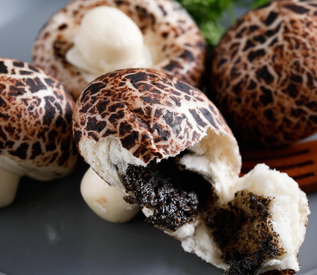 香菇造型包