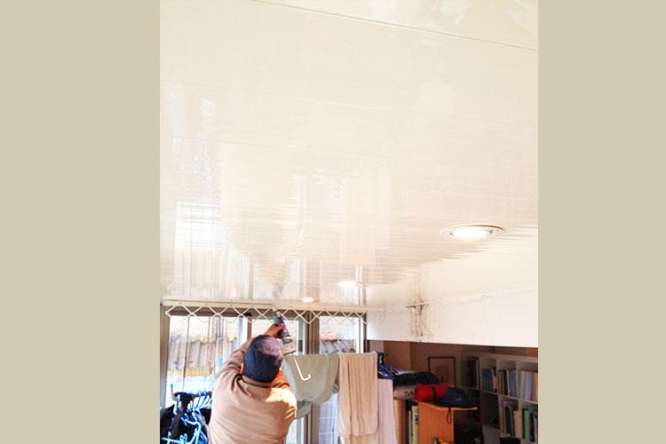 鋁製天花板
