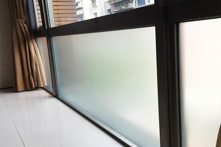 霧面玻璃紙