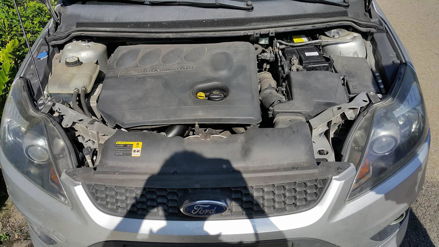 GS57114 安裝車種為 FOCUS MK2.5 2.0柴油車