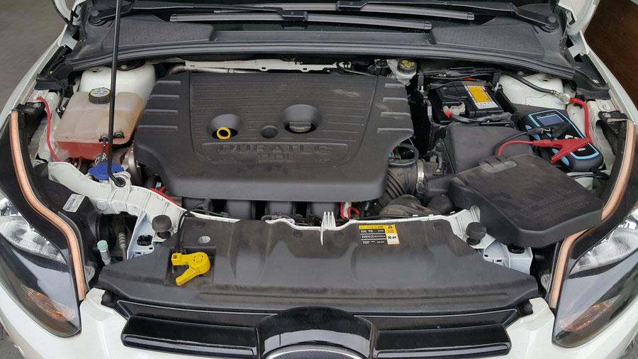 韓國現代原廠指定用 INDIGO歐規57113 安裝車種為 福特 FOCUS MK3 2.0汽油版 安裝完畢免費BMS設定