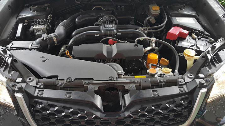 感謝客人來店安裝 湯淺Q85L-EFB 停車熄火專用電池 安裝車種為 速霸陸 Forester
