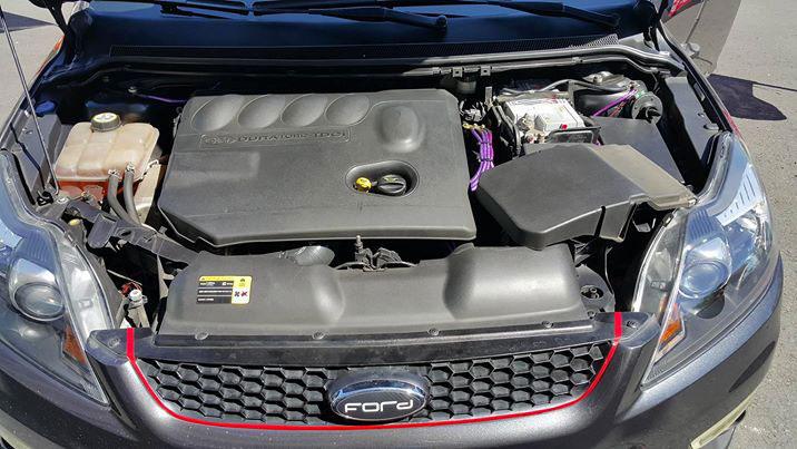 感謝客人專程來本店指定安裝 英國進口 湯淺YBX5100高效能電池 安裝車種為 福特 FOCUS MK2.5 2.0 柴油車 安裝完畢後客人超滿意!