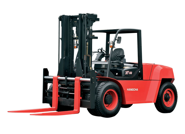 柴油堆高機租賃  XF系列8-10噸