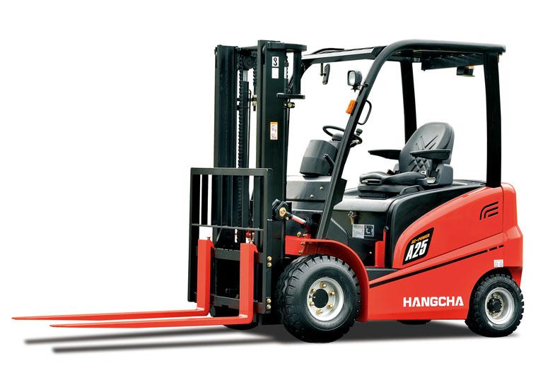 2.0-3.5噸高性能蓄電池堆高機