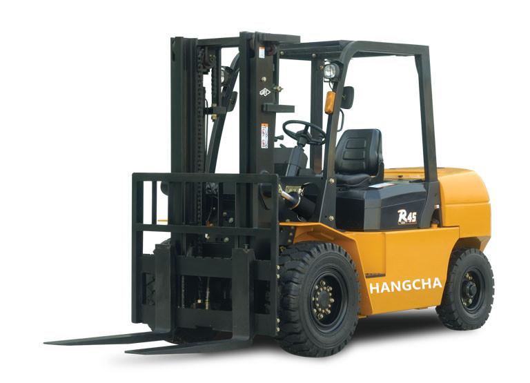 柴油堆高機租賃 R系列4-小5噸