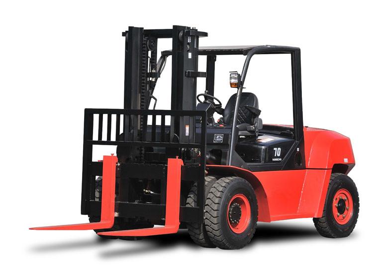 柴油堆高機租賃  XF系列5-7噸