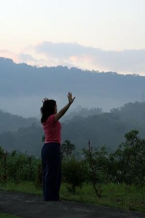 瑜珈–與身體對話 -玉井斷食營