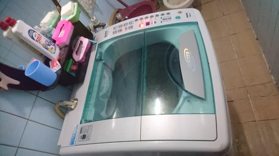 彰化福興鄉  鄉親您家裡洗衣機,是否有定期清洗?|漾漾洗專業清洗